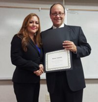 Thornhill graduate reivew paralegal class