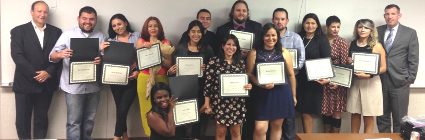 Paralegal Graduation Group 2016