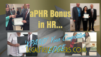 aPHR bonus career course for Human Resources