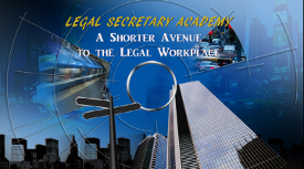 legal secretary career video from www.legalfieldcareers.com